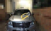 Cần bán gấp Ford Everest Limited 2009, máy dầu, biển số TP