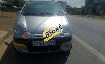 Bán xe Daewoo Matiz MT sản xuất 2003, màu bạc, máy lạnh teo