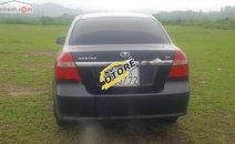 Bán Daewoo Gentra MT 2009, màu đen, giá tốt