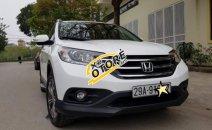Bán ô tô Honda CR V 2.4AT sản xuất 2013, màu trắng số tự động