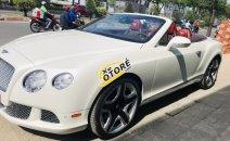 Bán ô tô Bentley Continental năm 2015, màu trắng nhập khẩu nguyên chiếc