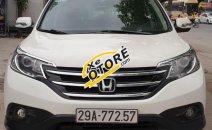 Bán Honda CR V 2.4 2013, màu trắng