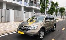 Cần bán xe Honda CRV 2010 AT bảng 2.4 full màu vàng cát