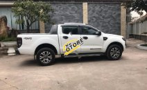 Bán Ford Ranger Wildtrak đời 2015, màu trắng, xe nhập