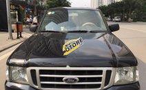 Bán Ford Ranger màu đen, máy dầu, 2 cầu 4x4, Đk 2008 màu đen