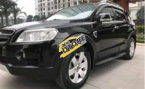 Bán xe Chevrolet Captiva LT năm 2009, màu đen ít sử dụng, 286 triệu