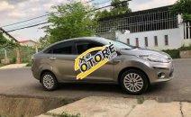 Bán Ford Fiesta 1.6 AT 2011, màu xám, xe nhập số tự động, 330 triệu