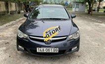 Cần bán xe Honda Civic 1.8 năm 2008 số tự động, giá 320tr