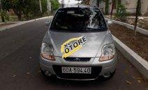 Bán Daewoo Matiz super sản xuất năm 2007, màu bạc, nhập khẩu số tự động