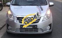 Bán Daewoo Matiz Groove đời 2011, màu bạc, nhập khẩu, số tự động