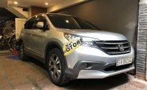 Cần bán Honda CR V 2.4 AT sản xuất năm 2013, màu bạc