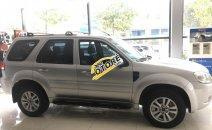 Bán xe Ford Escape 2.3 số tự động, 2 cầu, màu bạc, đời 2013