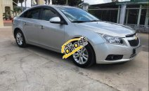 Cần bán xe Chevrolet Cruze LS sản xuất 2014, màu bạc còn mới, giá chỉ 360 triệu