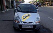 Chính chủ bán xe Daewoo Matiz Super 2007, màu bạc, nhập khẩu