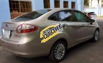Bán Ford Fiesta 1.6 AT sản xuất 2011, màu vàng cát