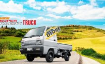 Bán ô tô Suzuki Supper Carry Truck, màu trắng