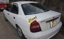 Cần bán xe Daewoo Nubira 1.6MT đời 2001, màu trắng