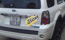 Bán Ford Escape 2.3 đời 2004, màu trắng, ít sử dụng
