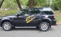 Bán Ford Escape XLS đời 2009, màu đen, giá 395tr