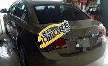 Bán xe Chevrolet Cruze LTZ sản xuất năm 2010, màu vàng, xe đẹp