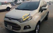 Cần bán gấp Ford EcoSport Titanium 1.5L AT đời 2014, màu trắng