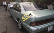 Bán xe Nissan Cefiro đời 1993, xe nhập, màu bạc xanh