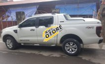 Cần bán xe Ford Ranger Wildtrak 3.2 năm 2015, màu trắng, xe nhập