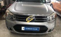 Cần bán xe Ford Everest 2.5AT đời 2015, màu bạc tại City Ford