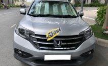 Cần bán Honda CR V 2.4 năm 2014, màu bạc, giá 776tr