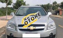 Cần bán ô tô Captiva LTZ 2009, màu bạc, số tự động, gia đình ít đi, trùm mền là nhiều