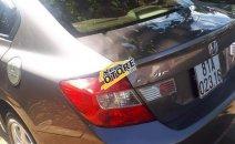 Cần bán xe Honda Civic 1.8 AT năm 2013, màu xám, nhập khẩu, xe gia đình chạy rất ít chỉ 29.000km