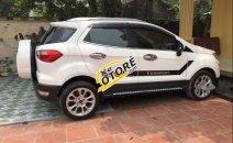 Bán Ford EcoSport 1.5AT Titanium năm sản xuất 2018, màu trắng, xe còn nguyên zin