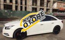 Cần bán lại xe Chevrolet Cruze LS năm sản xuất 2014, màu trắng, odo 6 vạn xịn