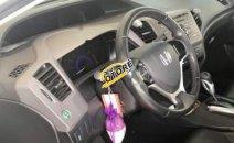 Cần bán gấp Honda Civic 2.0 AT 2013, màu trắng số tự động, giá tốt