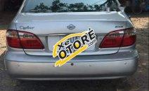 Bán Nissan Cefiro năm sản xuất 2001, màu bạc, nhập khẩu nguyên chiếc, số sàn
