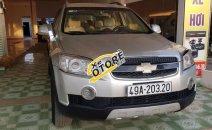 Bán xe Chevrolet Captiva LT đăng ký lần đầu 2007, màu vàng cát, giá tốt 269triệu
