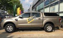 Cần bán Ford Ranger XLS đời 2014, màu vàng, nhập khẩu nguyên chiếc
