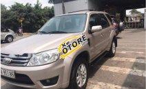 Bán Ford Escape XLS AT 2.3, Đk 2011, form mới màu vàng cát, số tự động, xe tư nhân chính chủ