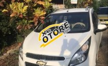 Cần bán gấp Chevrolet Spark LTZ năm sản xuất 2015, màu trắng số tự động, giá chỉ 255 triệu
