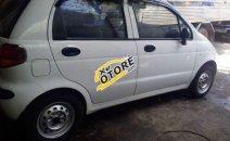Cần bán gấp Daewoo Matiz SE sản xuất năm 2002, màu trắng, máy chưa đụng tới