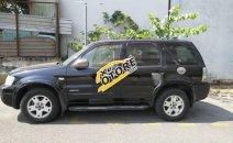 Bán Ford Escape 2.3L năm 2005, màu đen số tự động