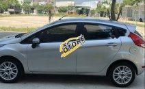 Bán gấp Ford Fiesta 1.5 AT sản xuất năm 2014, màu bạc số tự động