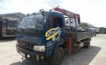 Bán xe tải cẩu Veam VT650MB đời 2015