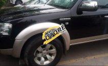 Bán Ford Ranger XLT 2008, màu đen, máy êm ru
