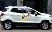 Bán Ford EcoSport 1.5L Titanium sản xuất 2017, màu trắng, nhập khẩu