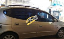 Cần bán xe Chevrolet Vivant CDX năm 2008, màu vàng, 187 triệu