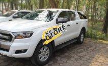 Bán Ford Ranger XLS MT 2015, màu trắng, nhập khẩu