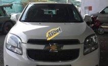 Cần bán xe Chevrolet Orlando LTZ đời 2016, màu trắng, số tự động m đấu giá 420 triệu trở lên