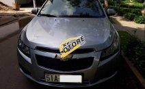 Bán Chevrolet Cruze LS 2010, màu xám, xe gia đình