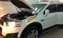 Cần bán Chevrolet Captiva LTZ sản xuất năm 2015, màu trắng xe gia đình
